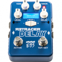 EBS ReTracer Delay Workstation effects pedal