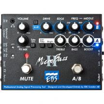 EBS MicroBass II Preamp/DI-box for bass guitar