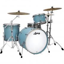 Ludwig NeuSonic DownBeat 20 Skyline Blue 3-piece shell set