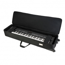 (B-Ware) SKB soft case Softcase mit Rollen für 88-Tasten-Keyboard, 1467 x 394 x 172 mm