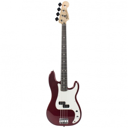 Fender Standard Precision Bass Candy Apple Red RW