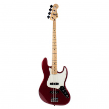 Fender Standard Jazz Bass Candy Apple Red MN