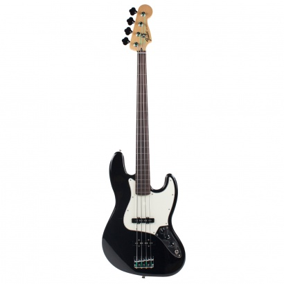 Fender Standard Jazz Bass Fretless Black RW