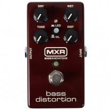 (B-Ware) MXR Bass Distortion Pedal