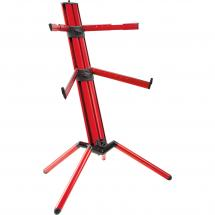 Konig & Meyer Spider Pro Red keyboard stand