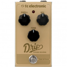 (B-Ware) TC Electronic Drip Spring Reverb effects pedal