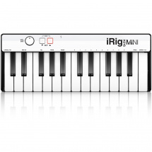 (B-Ware) IK Multimedia iRig Keys MINI MIDI keyboard PC, Mac, iOS, Android