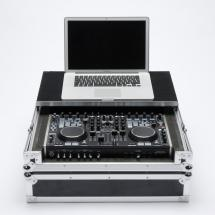 Magma DJ Controller Workstation MC-6000 - Flightcase