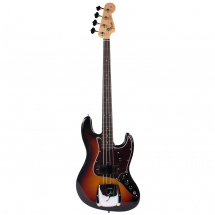 (B-Ware) Fender American Vintage 64 Jazz Bass 3-Color Sunburst RW