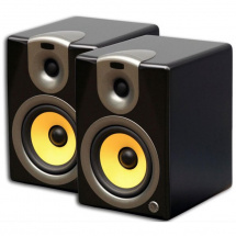 (B-Ware) JB systems AM-50 Studio-Aktivmonitor (2er Set)