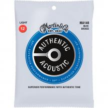 Martin Strings MA140 Authentic Acoustic SP 80/20 Bronze