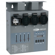 (B-Ware) Showtec DIM-4LC Dimmerpack