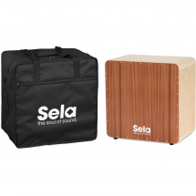 Sela SE 121 Bass cajon set