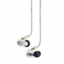 (B-Ware) Shure SE315-CL In-Ear Monitor transparent