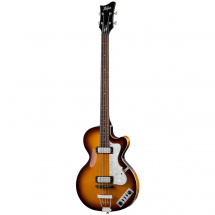 (B-Ware) Hofner Ignition Club Bass Sunburst