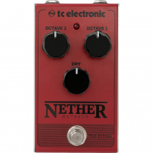 (B-Ware) TC Electronic Nether Octaver pitch-shift pedaal