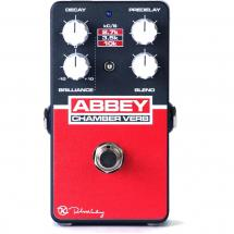 Keeley Abbey Chamber Verb vintage reverb effects pedal