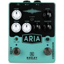 Keeley Aria Compressor Drive effects pedal