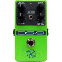 Keeley DS-9 Distortion 2-in-1 effects pedal