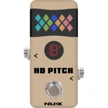 NUX HD Pitch tuner with two modes and buffer