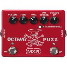 MXR SF01R Slash Octave Fuzz Limited Edition Red effects pedal