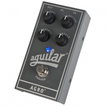 (B-Ware) Aguilar Agro Pedal Bass Overdrive