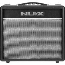 NUX Mighty 20 BT modelling guitar amplifier, 1x8-inch combo