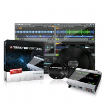 (B-Ware) Native Instruments Traktor Scratch A6 DJ-Softwarepaket