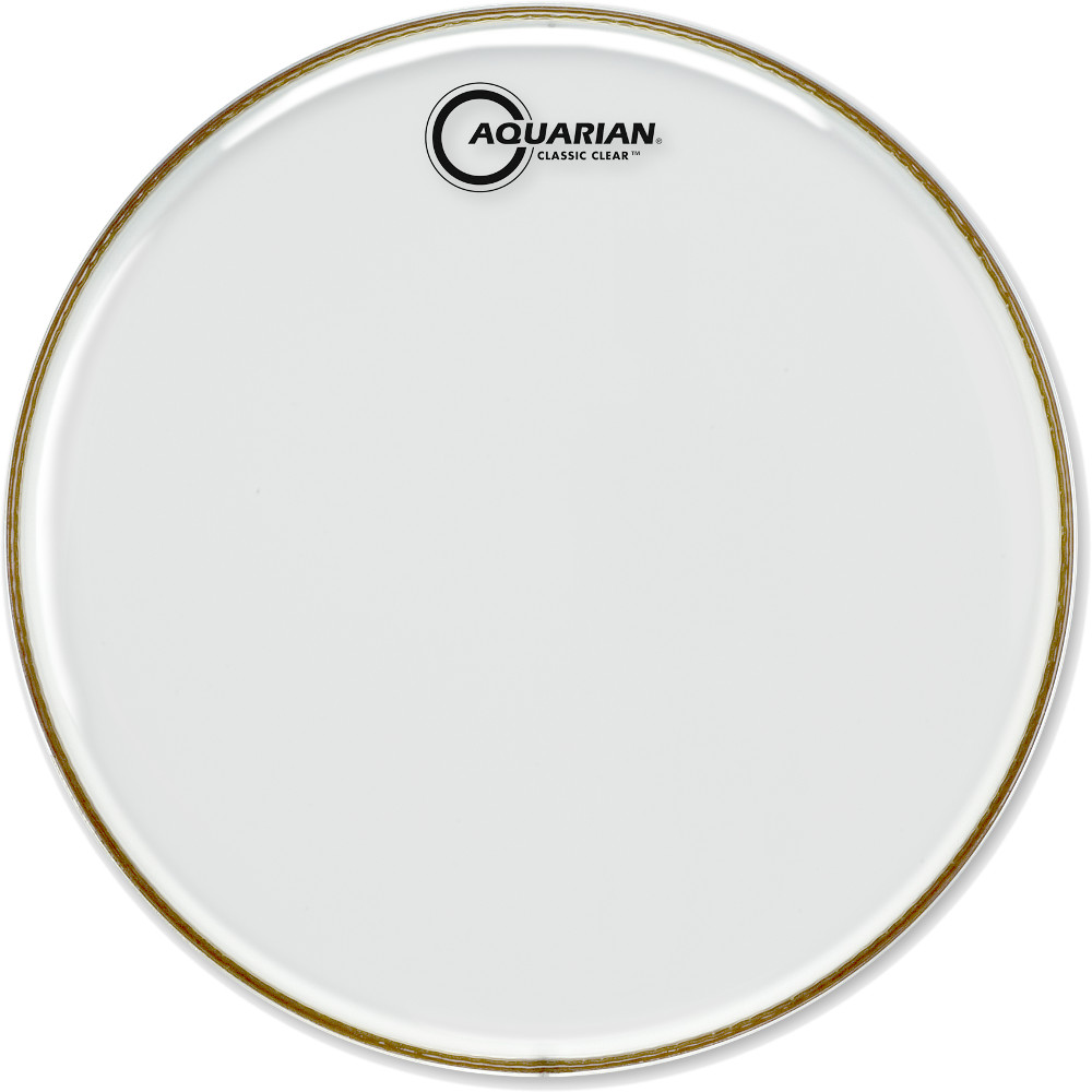 Aquarian Classic Clear 15 inch Drum Fell