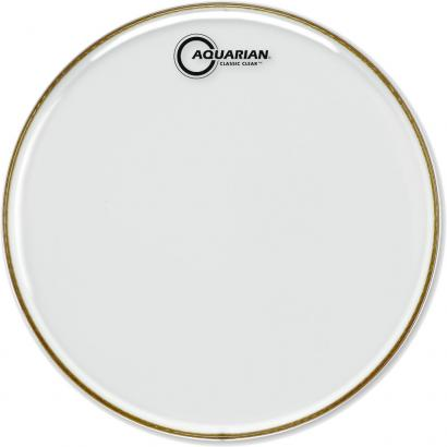 Aquarian Classic Clear 18-inch Drum Fell
