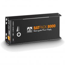 Palmer BATPACK 8000 rechargeable multi-pedal power supply
