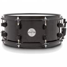 (B-Ware) Mapex MPX Birch Snare-Drum 13x6 Transparent Midnight Black