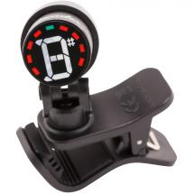 Fender Bullet Tuner clip-on tuner black