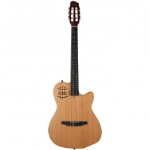 Godin Multiac ACS Slim Nylon Natural SG with gig bag