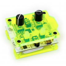 (B-Ware) Patchblocks Patchblock Neo Yellow, Synthesizer, modular