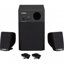 (B-Ware) Yamaha GNS-MS01 2.1 speaker system for Genos