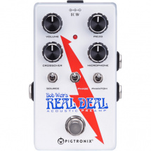 Pigtronix Bob Weir's Real Deal Acoustic Preamp