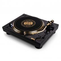 Reloop RP-7000 MK2 Limited Edition DJ turntable, gold