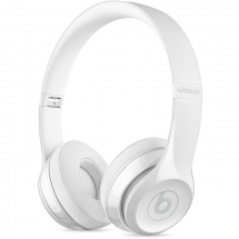 (B-Ware) Beats Solo3 Wireless Gloss White Kopfhörer