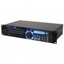(B-Ware) Omnitronic XCP-1400 19 Zoll CD-Player