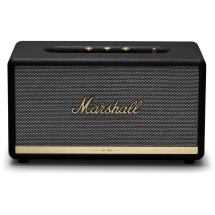Marshall Lifestyle Stanmore II Black Bluetooth speaker