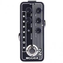 Mooer Micro Preamp 020 Blueno overdrive effects pedal
