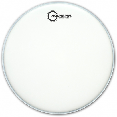 Aquarian 12-inch Texture Coated Snaredrum-Schlagfell