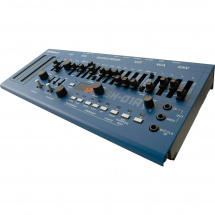 (B-Ware) Roland SH-01A-BU Synthesizer blue