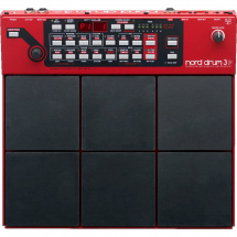 (B-Ware) Clavia Nord Drum 3P Percussion Pad