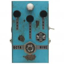 (B-Ware) Beetronics Octahive high gain fuzz met optionele high octave