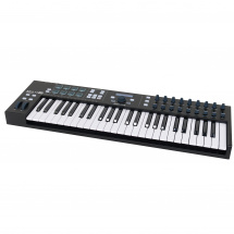 (B-Ware) Arturia Keylab 49 Essential Black Edition USB/MIDI keyboard