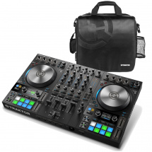 Native Instruments Traktor Kontrol S4 MK3 + UDG Traktor Bag