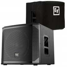 Electro-Voice ELX200-12S passive subwoofer + protective cover