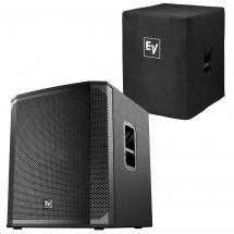 Electro-Voice ELX200-18SP active subwoofer + protective cover